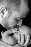 En attendant bébé papa et bébé