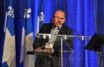 Congrès IPSO et Bloc Québécois, Bernard Landry, ancien Premier Ministre du Québec, par Élisabeth Émond