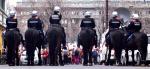 Manifestation étudiante, printemps érable, par Élisabeth Émond