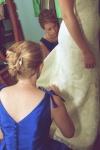 Photo de mariage demoiselle d'honneur