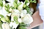 Photo de mariage fleurs